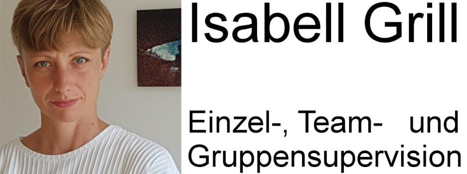 Isabell Grill Einzel-, Team- und Gruppensupervision